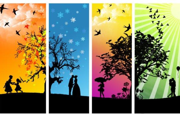 Four Seasons of Life