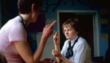 student deaf