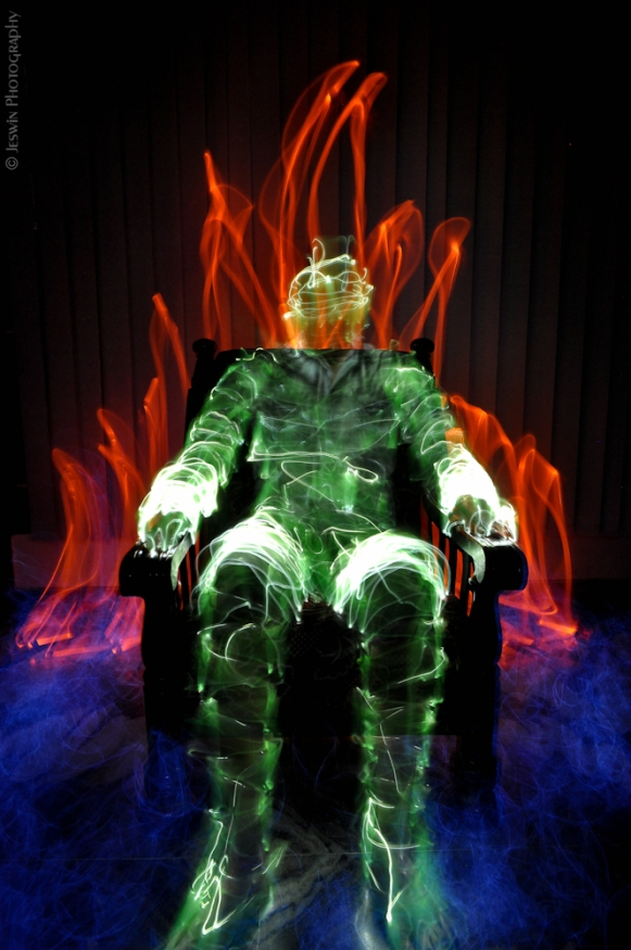 Man on Chair ©Jeswin Rebello