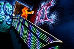 Grafiti work ©Jeswin Rebello