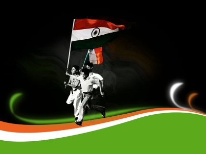 Indian Children flag