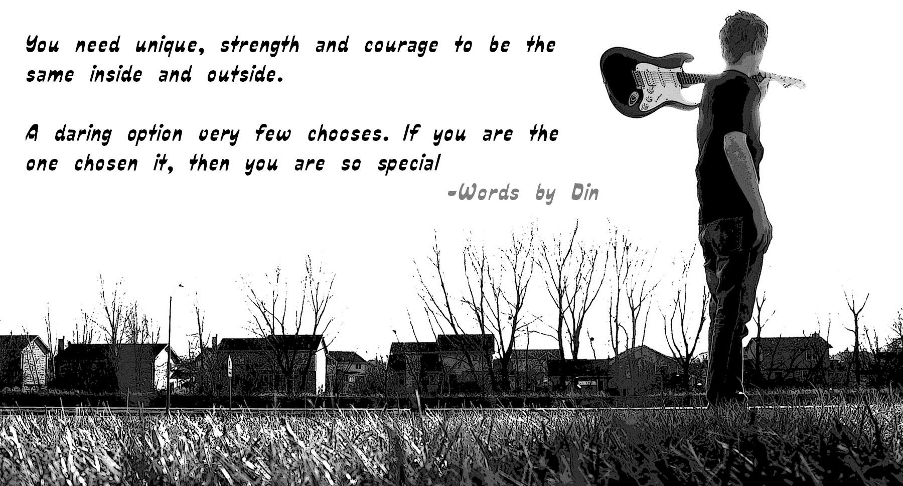 Unique Quotes About Strength