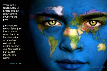 Oneness of Human