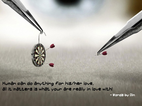 Powerful Quote #10 : Love