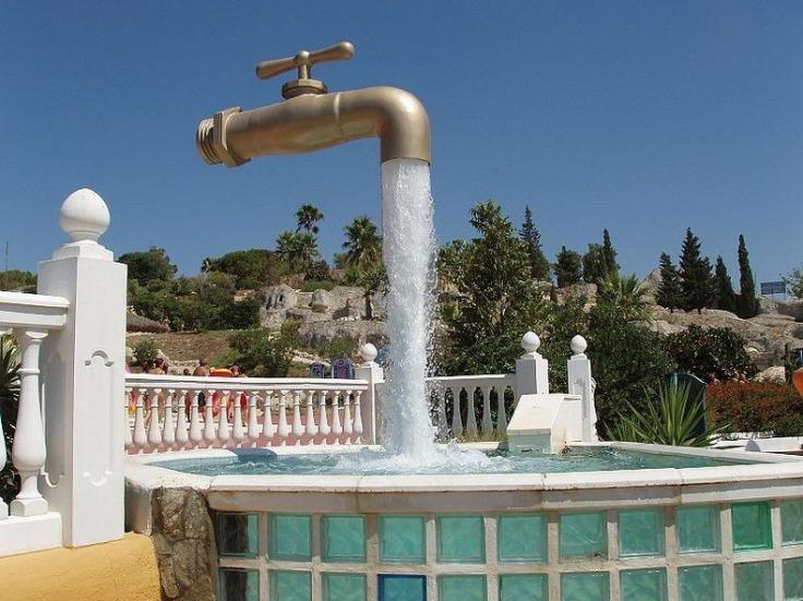 This is located at Aqualand, Puerto de Santa María, Spain.