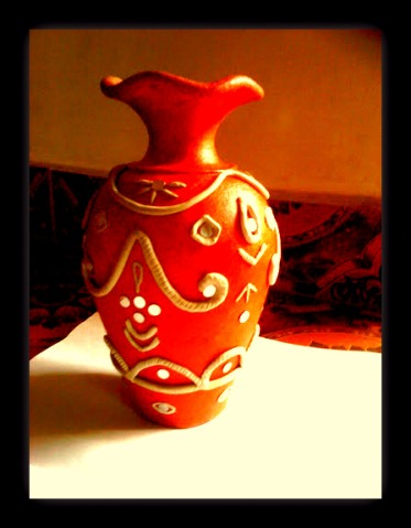 Crafted Pot