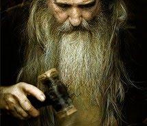 old man hammer