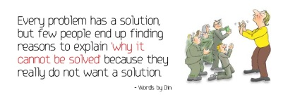 Problems and People