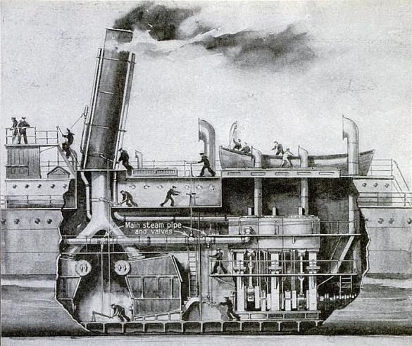 steam-ship-engine