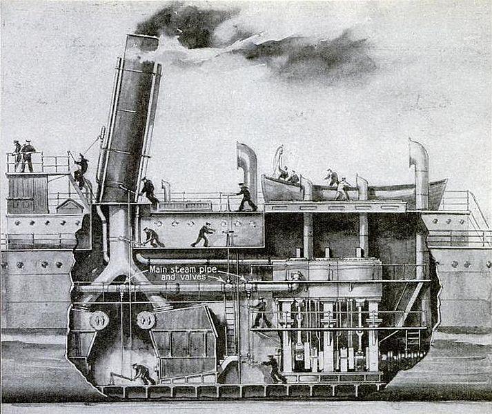 steam-ship-engine