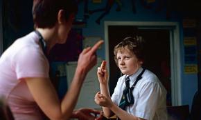 student-deaf