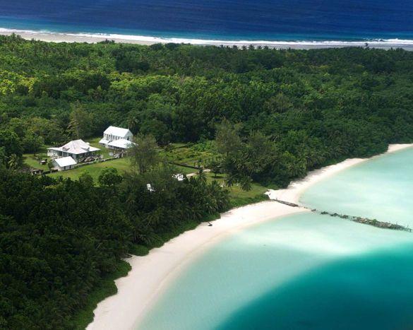 Diego Garcia - Ariel Plantation