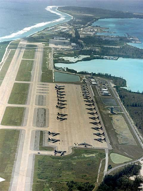 Diego Garcia - UK-US Base