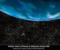 Oldest Alien Planet
