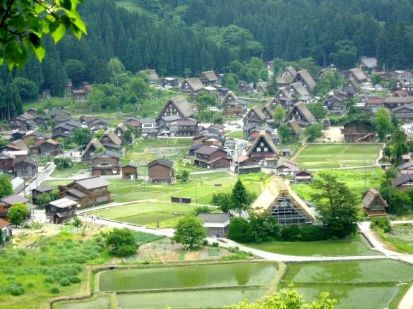 A Village, Japan