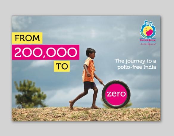 polio free