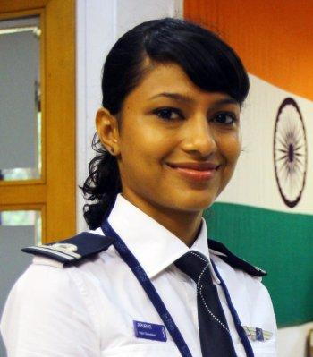Apurva Gilche, Co-pilot, IndiGo
