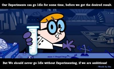 Experiment Always