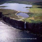Kilt Rock Waterfall Scotland