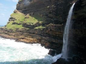 Mbotyi, South Africa - Waterfall Bluff