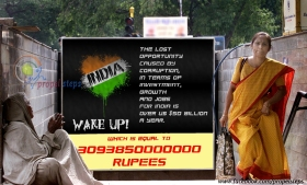 Wake Up India Ads #01 by Propel Steps