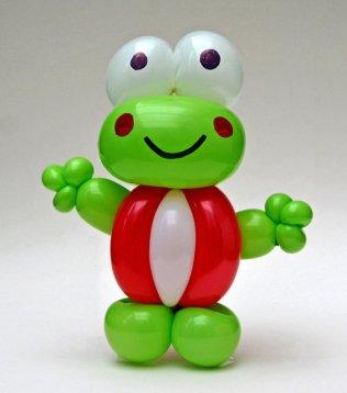 """Happy Frog"""