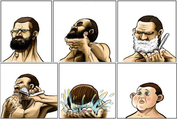 Beard to Boy