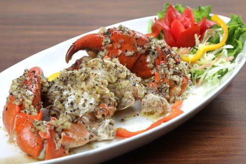 butter-garlic-crabs