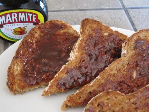 Buttered Toast marmite