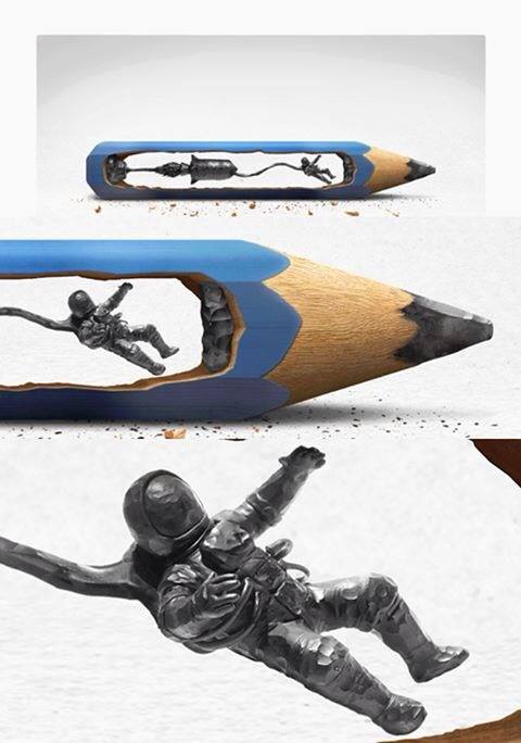 Pencil Sculpture Propel Steps (1)
