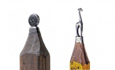 Pencil Sculpture by Dalton M Ghetti