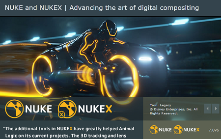 Inspire to Learn :NUKE : Compositing software