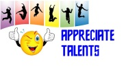 Appreciate talents