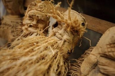Bamboo Root Art (4)