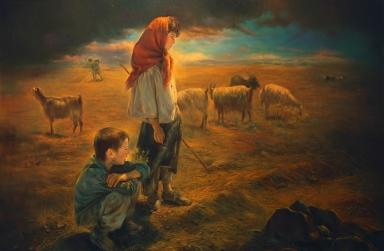 Shepherd Girl