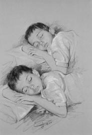 The Sleeping Child