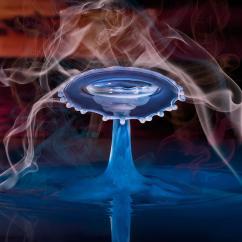 Smoke and Droplet