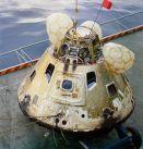 Apollo 8 - First manned lunar orbiter