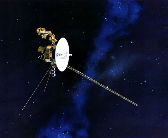 Voyager 2 – First Uranus/first Neptune flyby