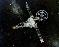 Mariner 2 – First Venus flyby