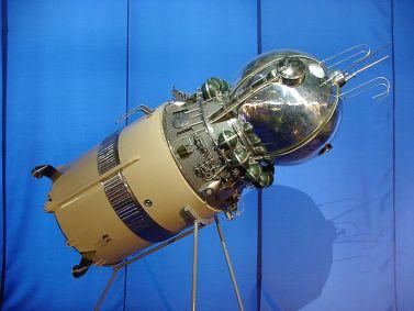 Vostok 1 – First manned Earth orbiter