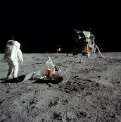 Apollo 11 – First manned lunar landing