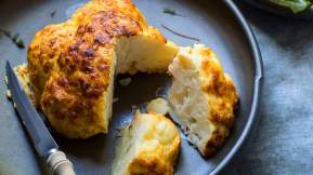 MODERN AUSTRALIAN Cauliflower cheese