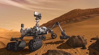 Mars Science Laboratory – Mars lander and large rover