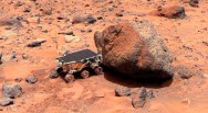Mars Pathfinder – Mars lander and first Mars rover
