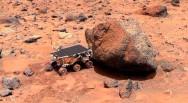 Mars Pathfinder – Mars lander and first Mars rover