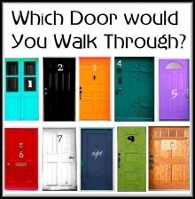 Personality doors