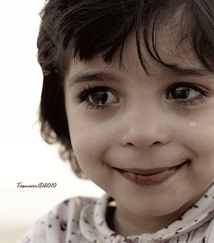 Smile with Tears -2