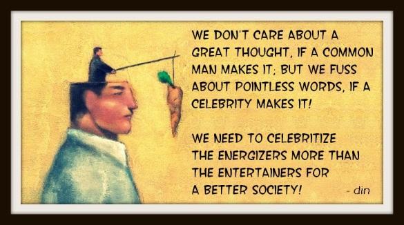 Celebrity's