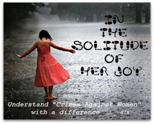 In the Solitude of her Joy